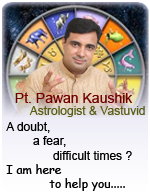 Astrologer in Gurgaon Delhi NCR India PT Pawan Kaushik